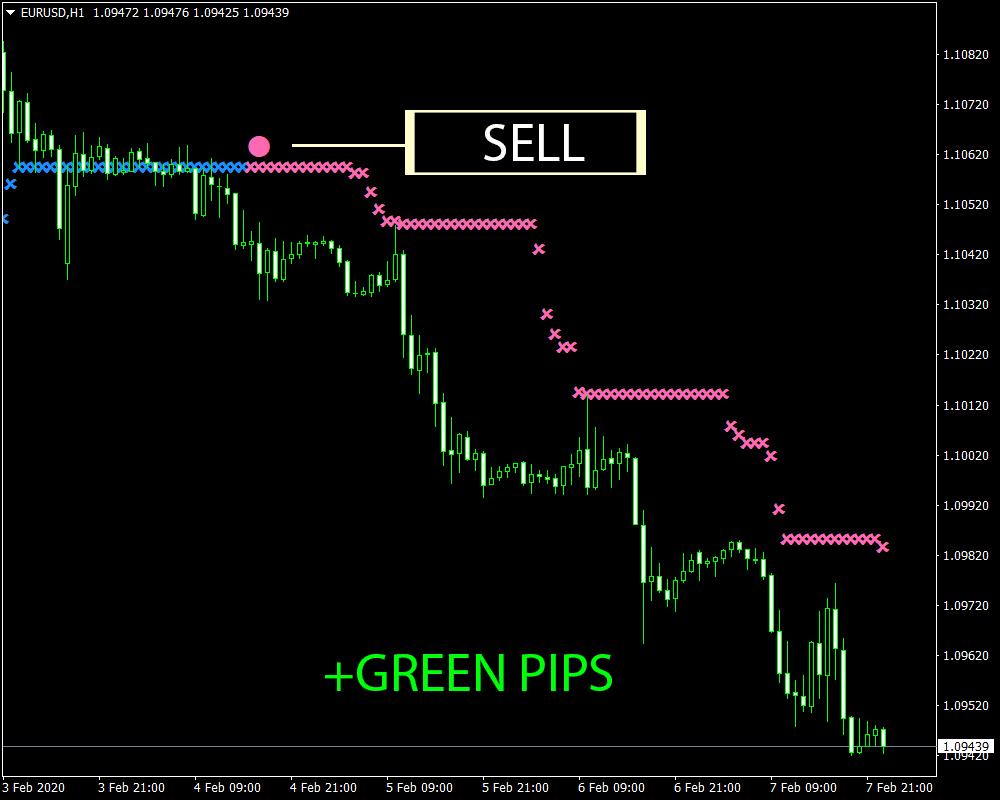 halo signals profitable indicator